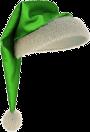 pere noel vert
