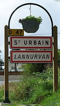Bienvenue à Saint-Urbain