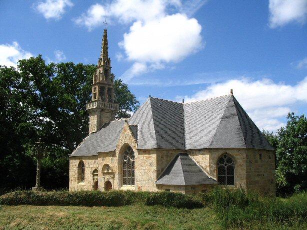 La chapelle de Trévarn