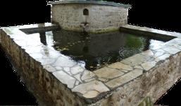 Histoire eau lavoir