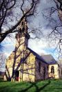 La chapelle vue de face