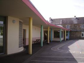 Cour de l'école