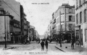 Brest avant guerre