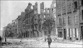 Brest en 1945