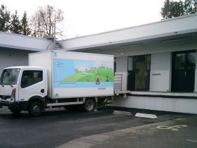 Sivuric camion